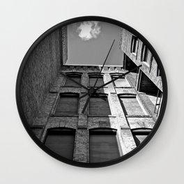 Historic Tacoma architecture Wall Clock