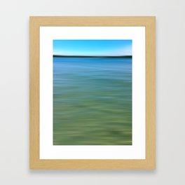 Water 99.18 Framed Art Print