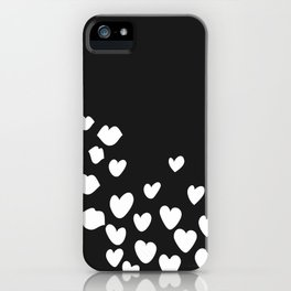 KisseS and HeartS iPhone Case