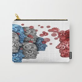 Head of the mechanisms Carry-All Pouch