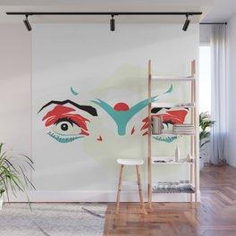 Icarus Befallen Wall Mural