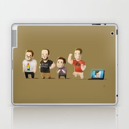 IG Lineup Laptop & iPad Skin