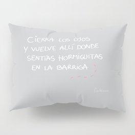 CIERRA LOS OJOS. FUERTELOCURA Pillow Sham