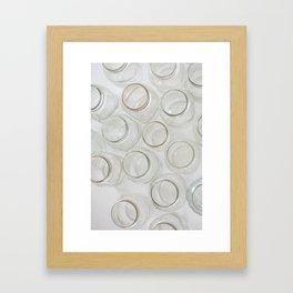 The Art of Canning Framed Art Print