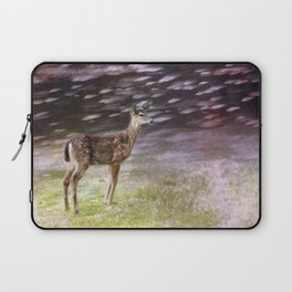 Fawn on the McKenzie, No. 6 Laptop Sleeve