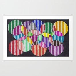 Different Lense Art Print