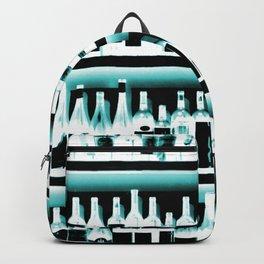 Wine Bottles - version 2 #decor #buyart #society6 Backpack