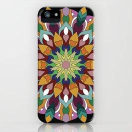 Mandala Returning iPhone Case