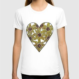Sunflower Love T-shirt