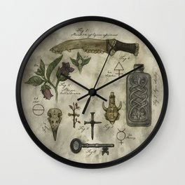 (Super)natural History - 01 Wall Clock