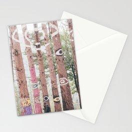 Omako basoa II Stationery Cards