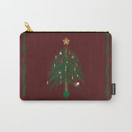 Scandinavian Christmas Hygge Carry-All Pouch