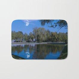 Castle lake Bath Mat