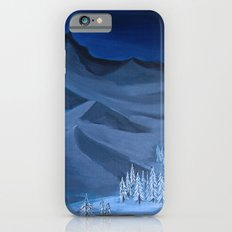 Late night on the mountain  Slim Case iPhone 6s