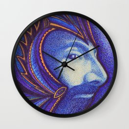 The Wizards Wall Clock