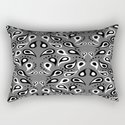 Black White And Grey Paisley by jnccreations