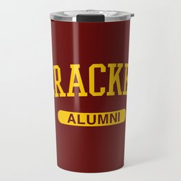 Cracked Alumni Travel Mug
