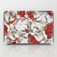 roman iPad Cases featuring Roman Collage by Eleaxart