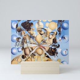 Salvador Dali 2 Mini Art Print