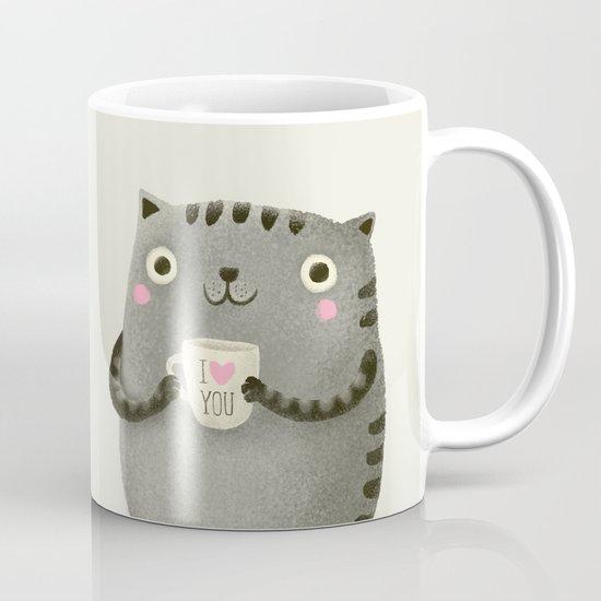 I♥you Mug