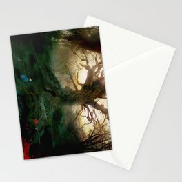 I Sleep In Stone Two. Stationery Cards
