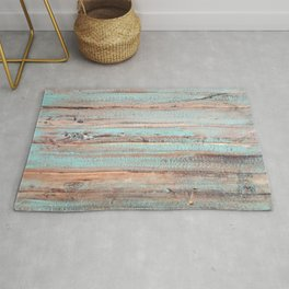 Design 110 wood look Rug