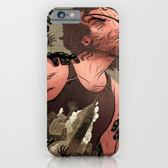 Escape From New York Poster iPhone & iPod Case