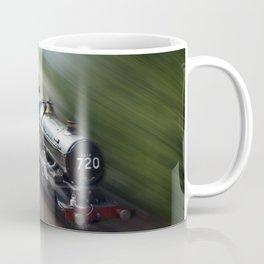 Nunney castle steam train Coffee Mug