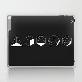 Platonic Laptop & iPad Skin
