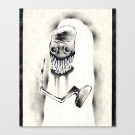 Hello Cropsey Canvas Print