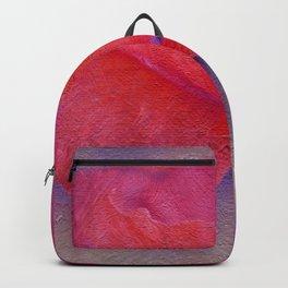 Vintage poppy 3 Backpack