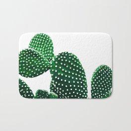 Prickly Plant Bath Mat