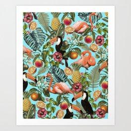 The Tropics || #society6artprint #society6 Art Print