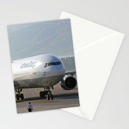 Lufthansa Cargo MD11F Stationery Cards