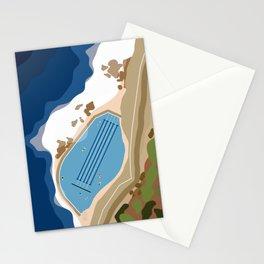 Bronte Baths Ocean Pool Sydney Australia  Stationery Cards