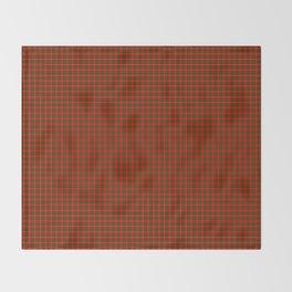 Crawford Tartan Throw Blanket