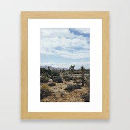 Joshua Tree 3 Framed Art Print