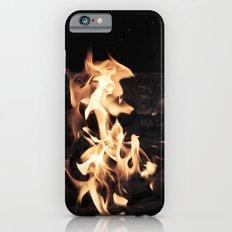 Seahorse Flame iPhone 6s Slim Case