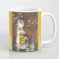 Portrait of an Apple Orchard Coffee Mug