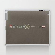 X-Files Laptop & iPad Skin