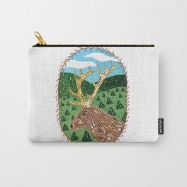 Spirit Elk Carry-All Pouch