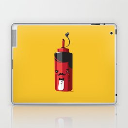 Fancy Ketchup Laptop & iPad Skin