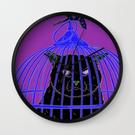 Look Who's Laughing Now Wall Clock