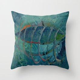 Vessel 130 Throw Pillow