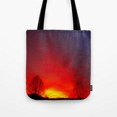 Peaceful Night Tote Bag