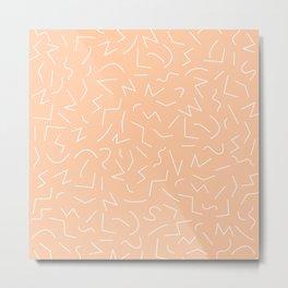 IZZY ((melon)) Metal Print