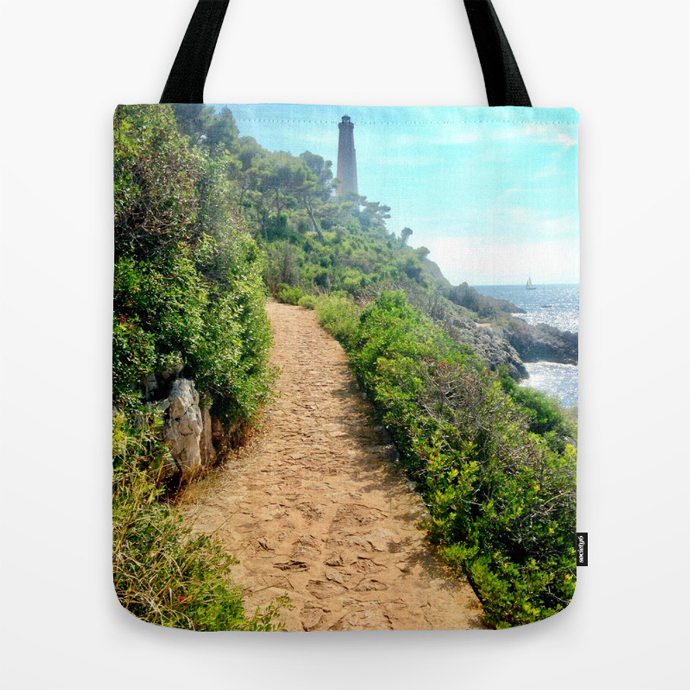 Guiding Light Tote Purse by Experiencethefrenchriviera (TBG9757723) photo