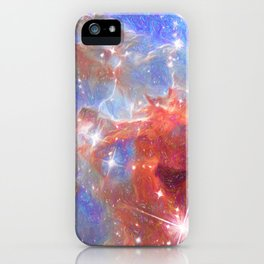 Star Factory iPhone Case