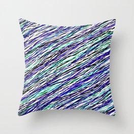 Seahawk Pride Throw Pillow