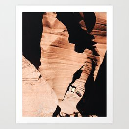 Antelope Canyon, Arizona Art Print